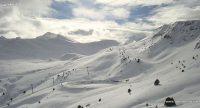 La estación de esquí de Grandvalira recibe a más de 17.000 esquiadores es el puente de la Constitución