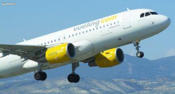 Vueling es la primera aerolínea española en abrir una base en el extranjero