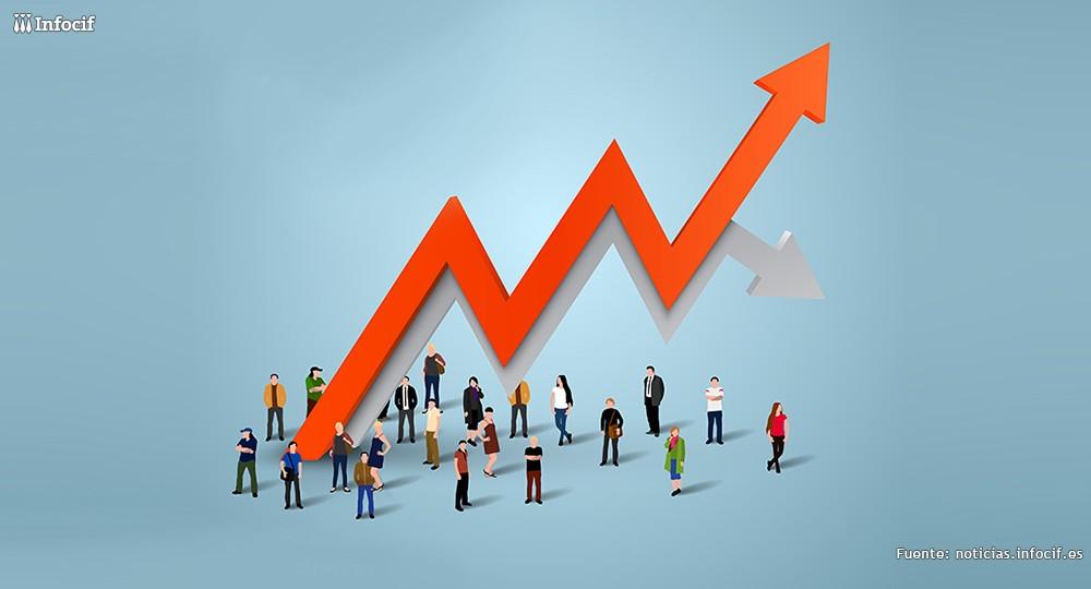 Un 20,1% más de nuevas empresas en agosto