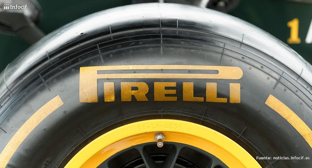 Historia de Pirelli