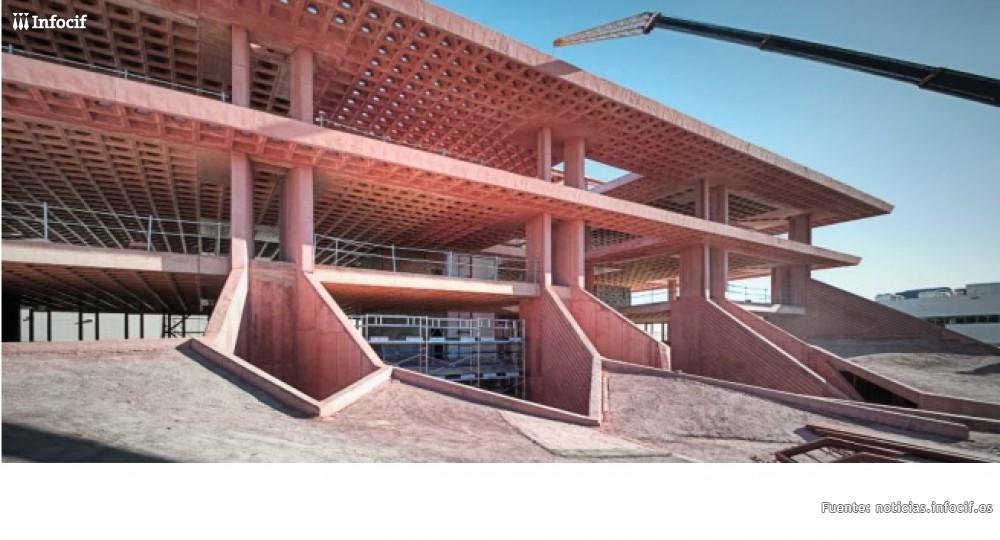 Holedeck es una superestructura de hormigón cuya tecnología prima la sostenibilidad y la reducción de costes