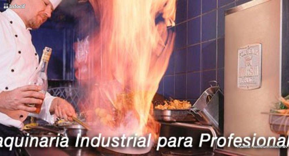 Central de Hostelería se dedica al equipamiento industrial en cocinas y lavanderías