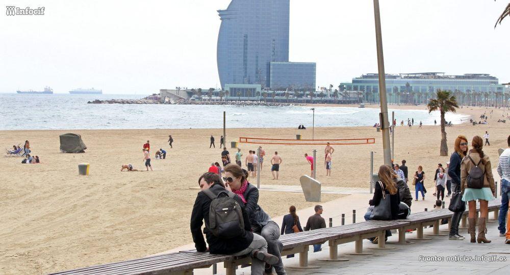 Barcelona se acerca a Londres y París en rentabilidad de los hoteles