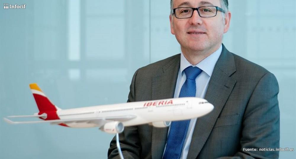 Luis Gallego, Presidente de Iberia