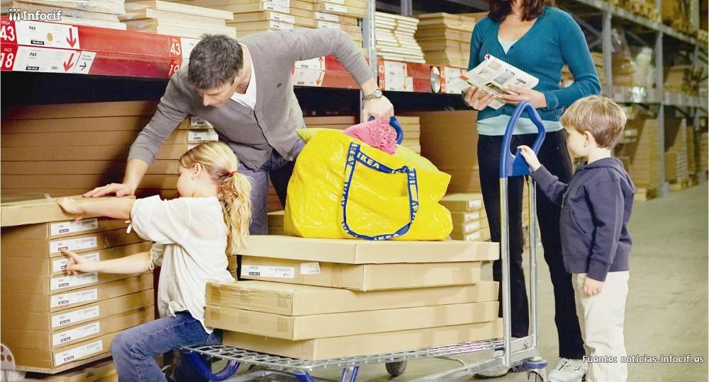 IKEA crece un 5,9% por el tirón de China y EEUU