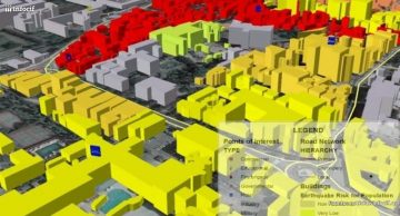 Indra producirá mapas para minimizar los daños en caso de un terremoto en Nepal