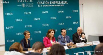 EDEM, la Escuela de Ingenieros, lanza el nuevo programa en Grado de Ingeniería y Gestión Empresarial