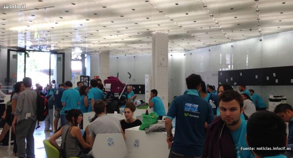 Movistar llega a un nuevo acuerdo con los sindicatos de instaladores