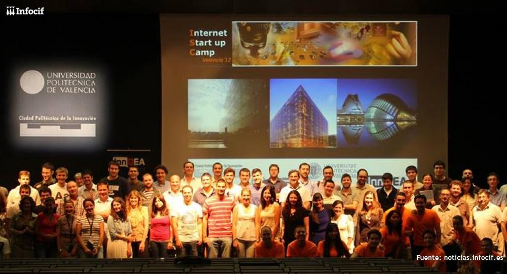 Internet Startup Camp se celebrará en el Parque Científico de la Universidad Politécnica de Valencia