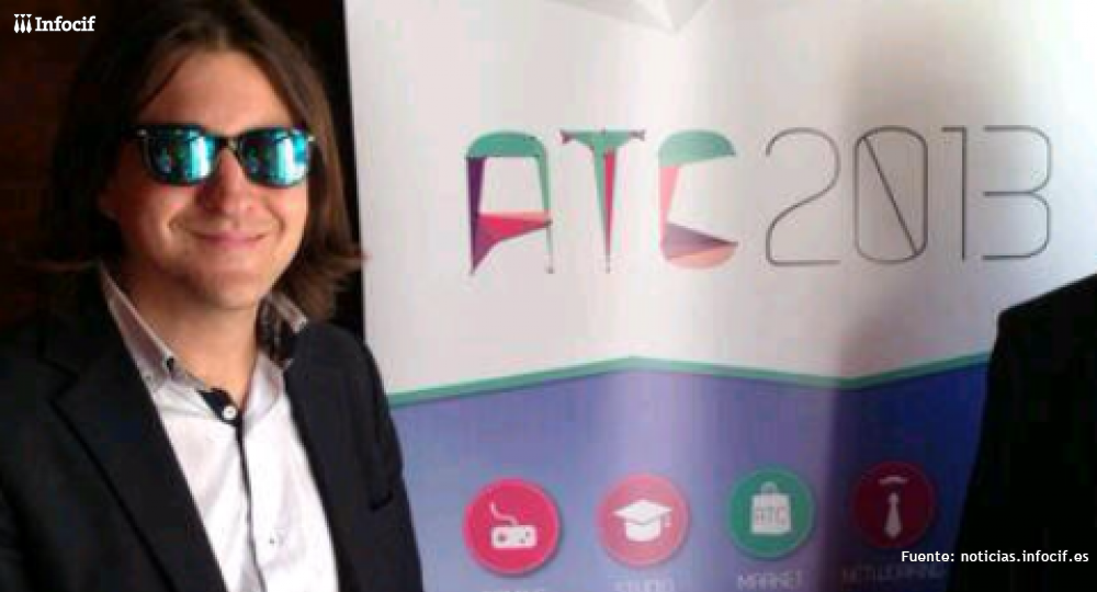 Santiago Ambit, cofundador de ION glasses