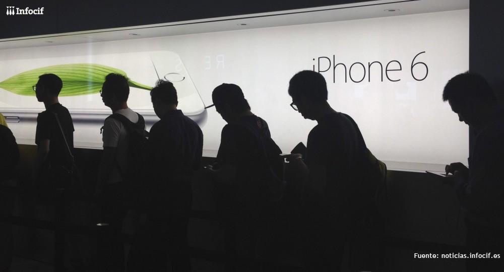 La mitad de los iPhone y iPad del mundo ya funcionan con iOS 8