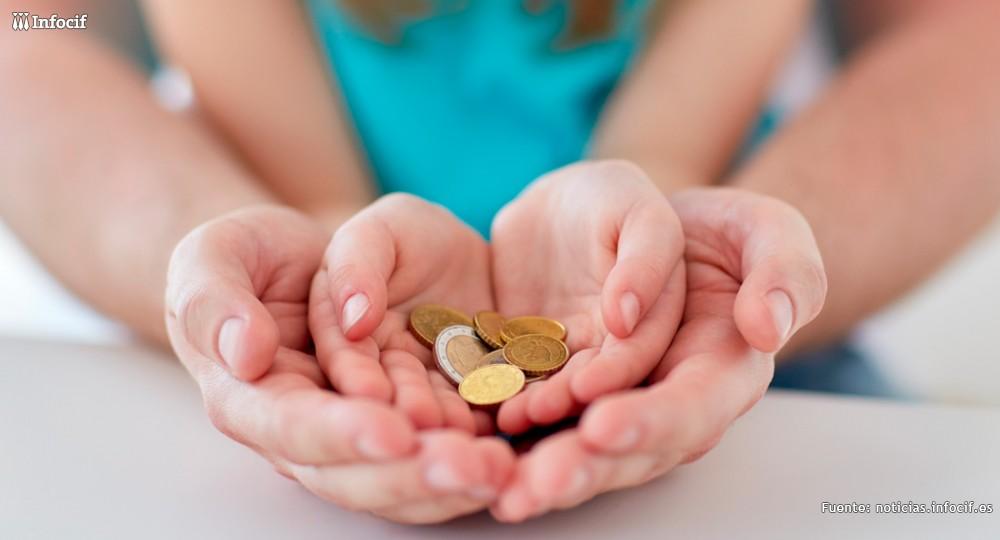 IRPF de la Pensión Compensatoria.