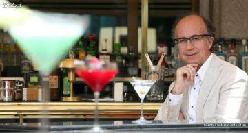 Javier de las Muelas es propietario y gestor de restaurantes y coctelerías en Barcelona, Madrid o San Sebastián