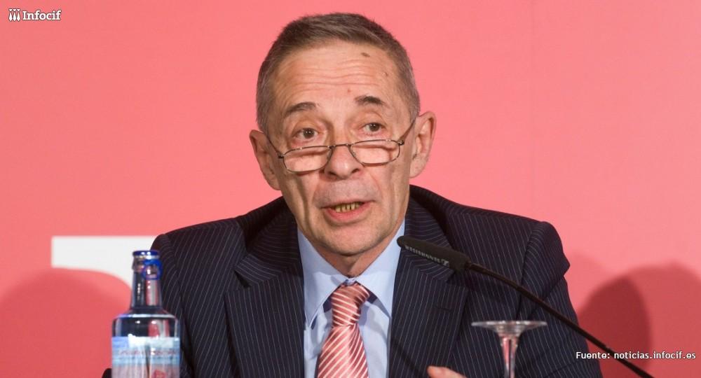 Julio Segura cobra 237.000 euros por su cese en la CNMV