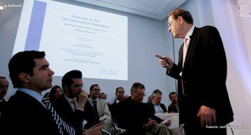 Las ideas de innovación del gurú del emprendimiento Ken Morse, protagonistas en EmTech España 2013