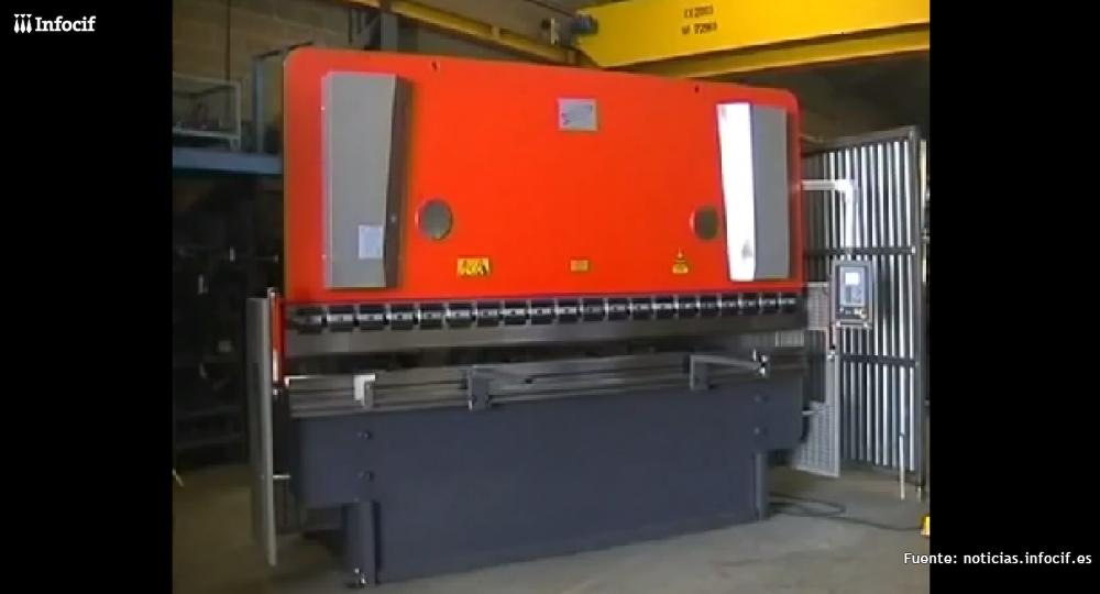 Fabricación de maquinaria industrial metalúrgica en Korpleg