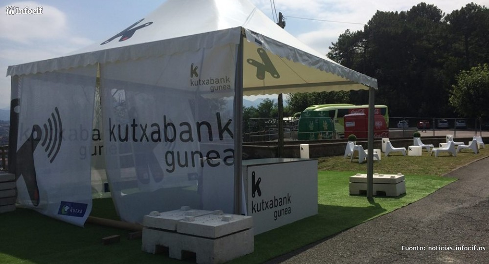 Kutxabank se 'deshace' del Grupo Neinor por 930 millones