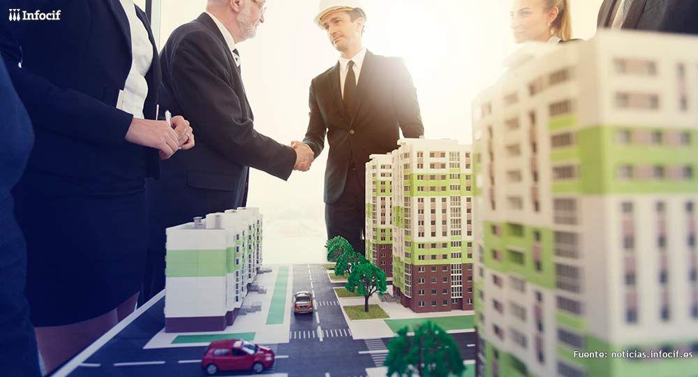 La inversión inmobiliaria a buen ritmo