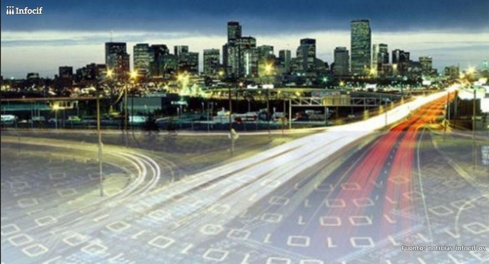 Ciudades inteligentes, control del tráfico o iluminación