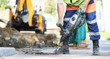 La obra pública cae un 80% en los últimos 10 años
