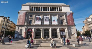 Las licitaciones para reforma de teatros en Madrid en pausa