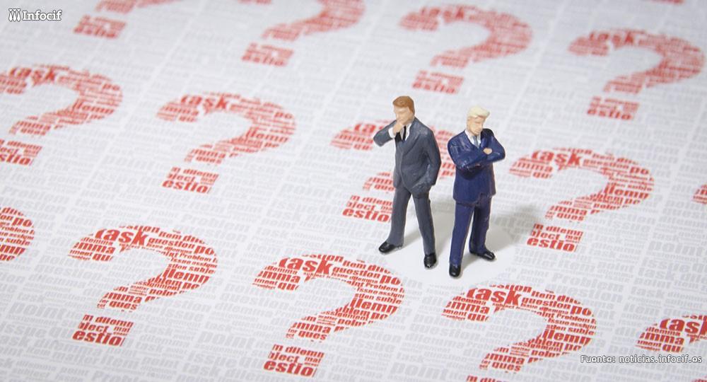 Las principales dudas jurídicas de los emprendedores