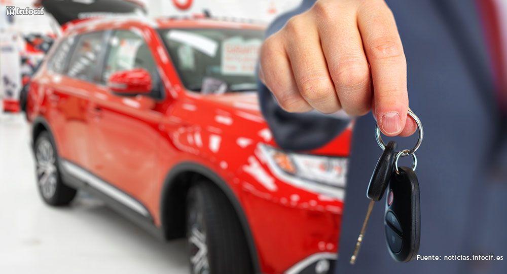 Las ventas de vehículos usados se dispararon antes de Semana Santa