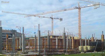 El 45% de las empresas de la construcción en Extremadura han cerrado desde la crisis
