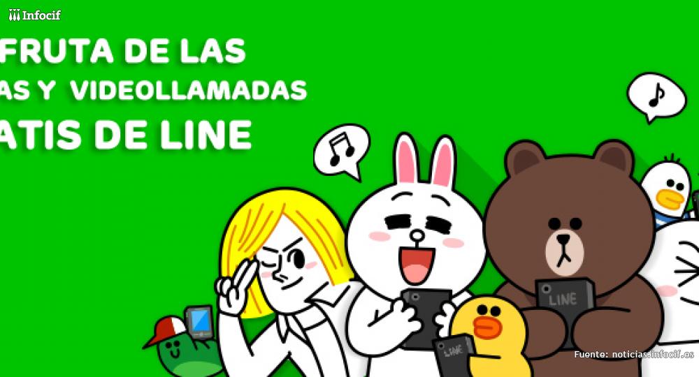LINE supera los 400 millones de usuarios y se acerca a Whatsapp