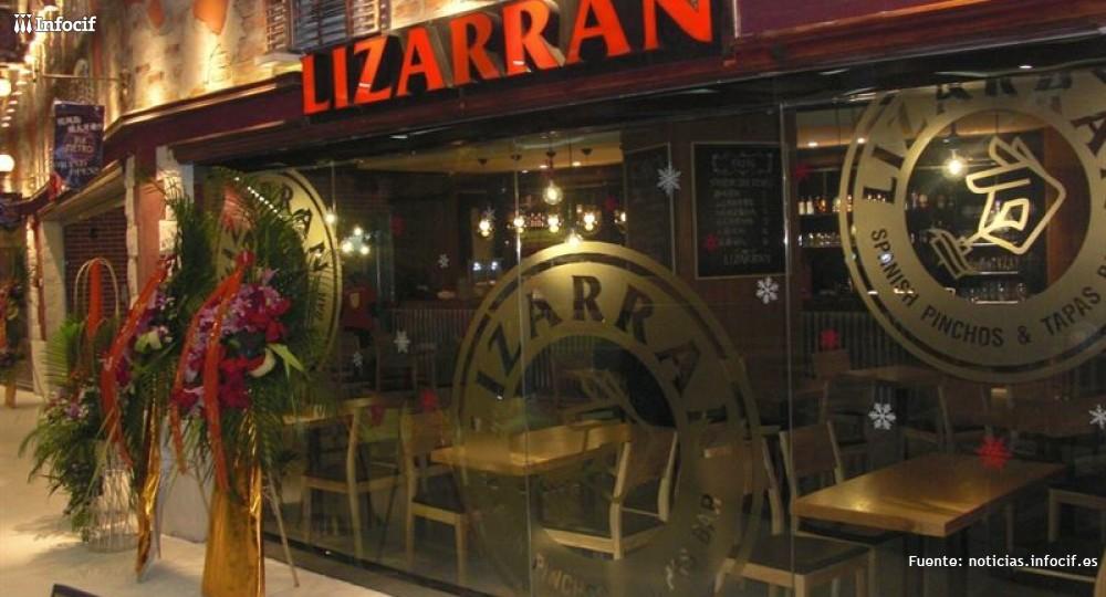 Lizarran, mejor franquicia del mundo de 2014