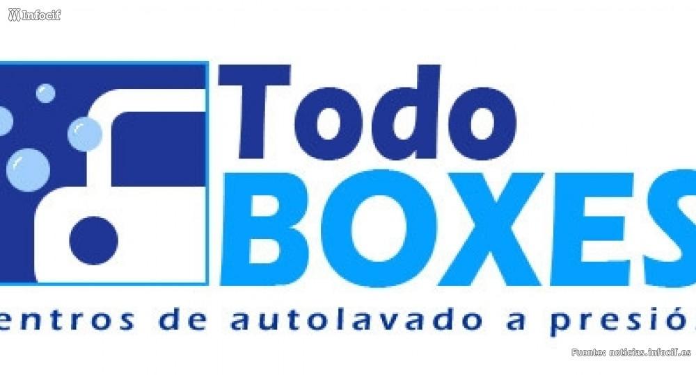 TodoBoxes, servicio integral para centros de lavado de vehículos