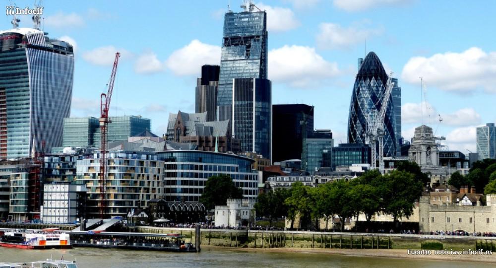 Londres, la ciudad más cara para las multinacionales. Foto: Mariano Mantel cc