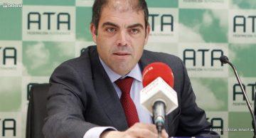 Lorenzo Amor, presidente de ATA/EFE