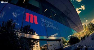 Mahou San Miguel gana 165 millones en 2013, un 5,7% menos