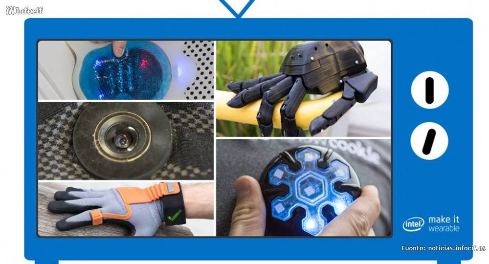 Make it wearable (Intel)