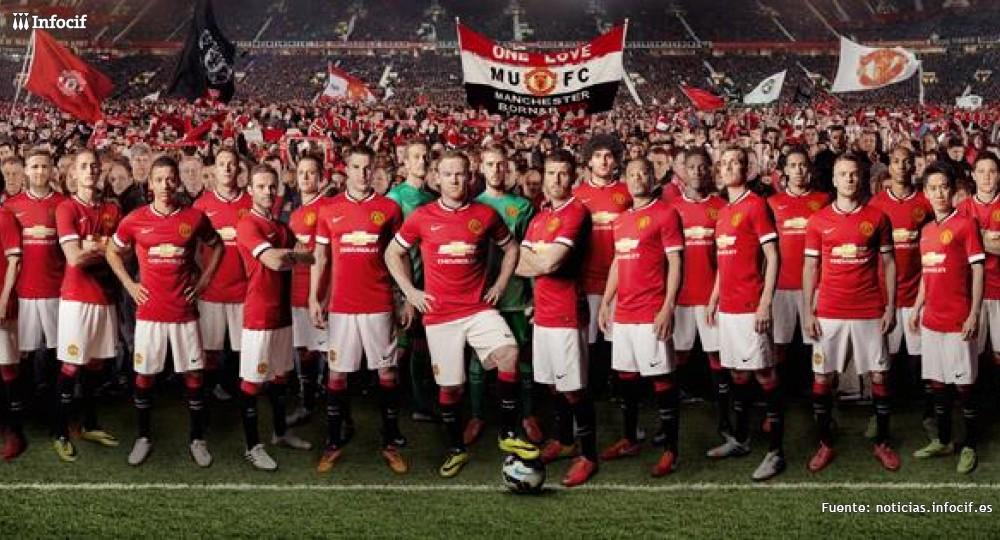 El Manchester United ficha por Adidas y recibirá el doble que el Real Madrid