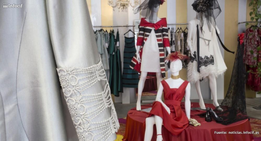 María Bordallo, trajes de fiesta andaluces que aspiran a viajar lejos