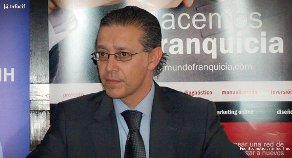 Mariano Alonso, director general mundoFranquicia y autor de la obra