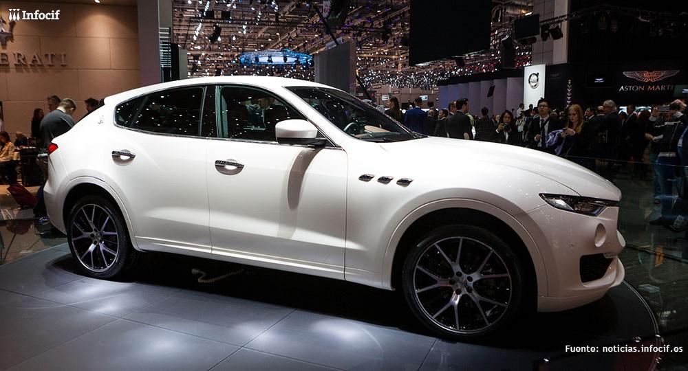 Maserati, el éxito espectacular en 2016 de ventas