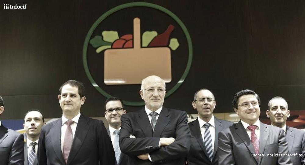 Juan Roig: Si conseguimos buenos empresarios, en España se acabará la crisis