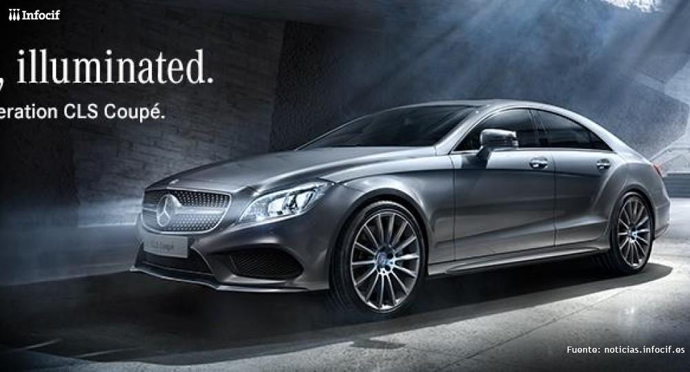 Mercedes-Benz logra récord de ventas hasta junio, con un alza del 11,3 %
