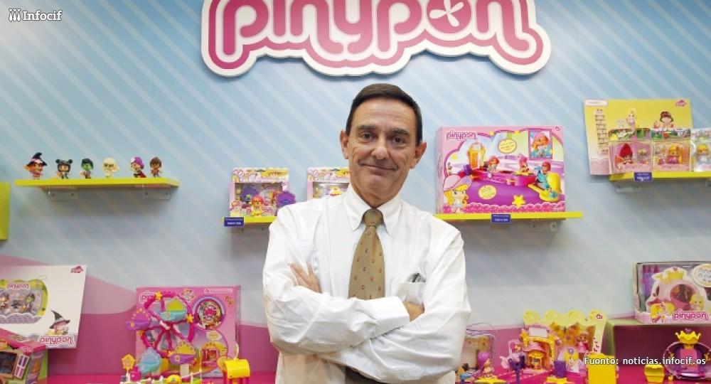 Entrevista con José de la Gándara, CEO de juguetes Famosa