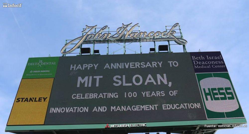 La escuela de negocios del MIT cumple 100 años