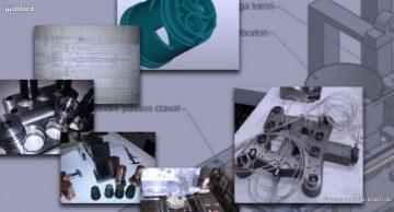 Inyección de termoplásticos con procesos automáticos de Moldeo Técnico
