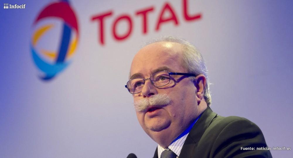 Muere el director de Total al chocar su avión contra una quitanieves
