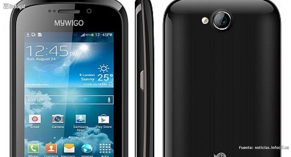 Una empresa valenciana comercializa el smartphone más barato del mercado