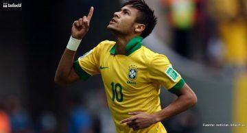 Neymar y Brasil aúpan a Nike al número uno de ventas en el Mundial