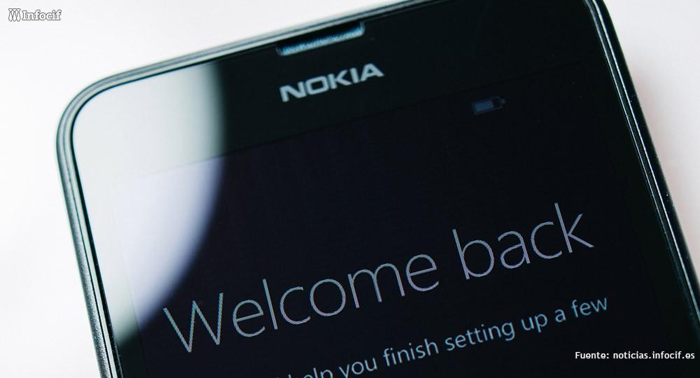 Nokia apunto de resurgir de las cenizas
