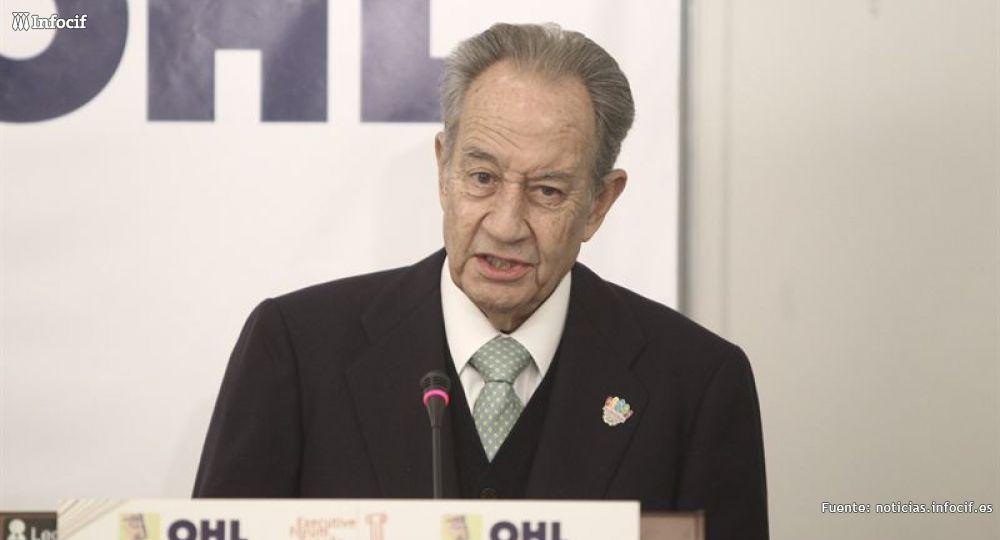 Josep Piqué, vicepresidente de OHL
