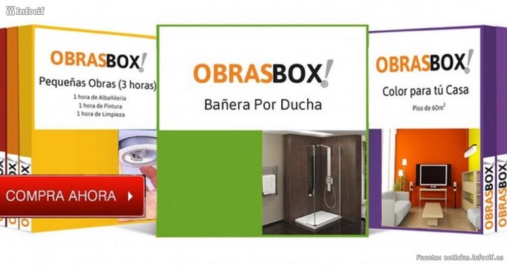 Obrasbox, la reforma de tu casa a precio cerrado